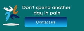 Don't spend another day in pain, Contact us